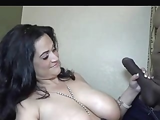 Hot Milf Creampie BBC Lover. Interracial blowjob pornstar