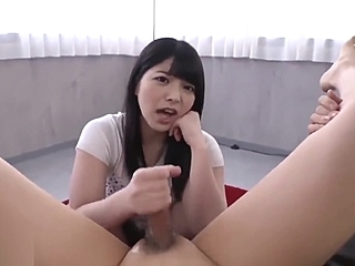 Bathing with Ai UeHara beautiful tits asian blowjob/fera