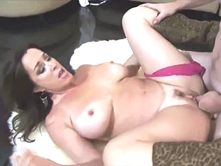 Son and StepMom big tits hd