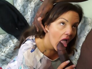 Black Bull And Well-endowed Couger big ass big tits