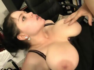 Shione Cooper - Age-old Boss Gives Additional Decree For His Busty Copier big tits brunette