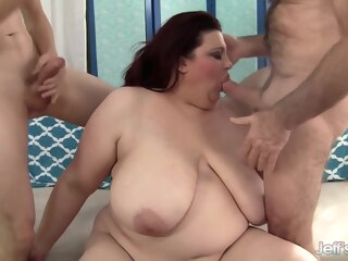 Bbw Stazi Liking for Dp bbw big ass