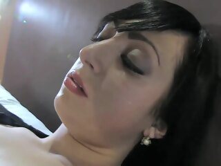 Dirty Whore Creampied By Bbc Gets Her Pantalettes Stained big cock brunette