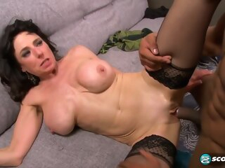Karen Kougar - Dispassionate Sluttier Than You Remember big cock big tits