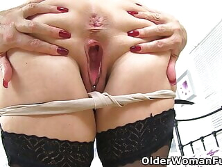 An older woman means fun part 477 mature big boobs
